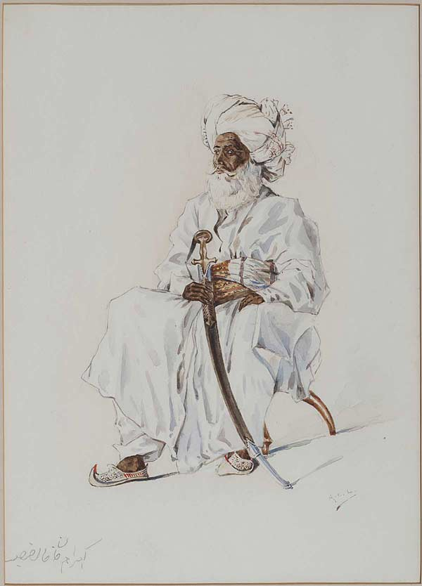 Twelve Various Indian Subjects, Alfred Crowdy Lovett (1862 – 1919), Watercolour on paper, Bombay 1884, 32 x 22 cms